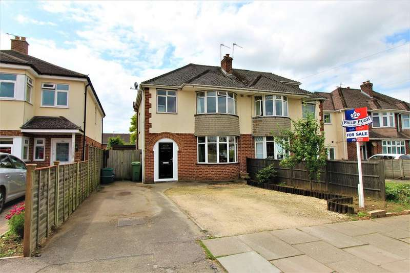 3 Bedrooms Semi Detached House for sale in ALSTONE LANE, GL51,