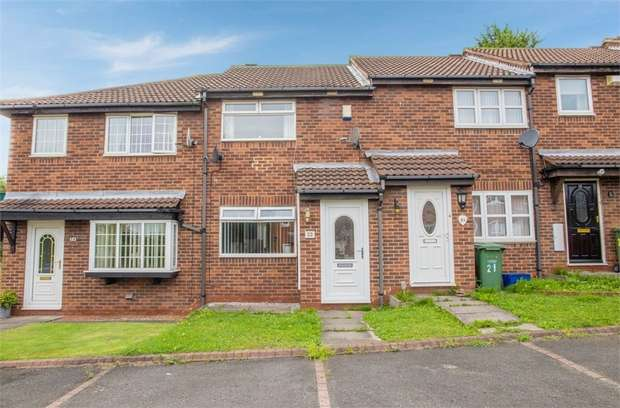 2 Bedrooms Terraced House for sale in St Davids Close, Billingham, Durham