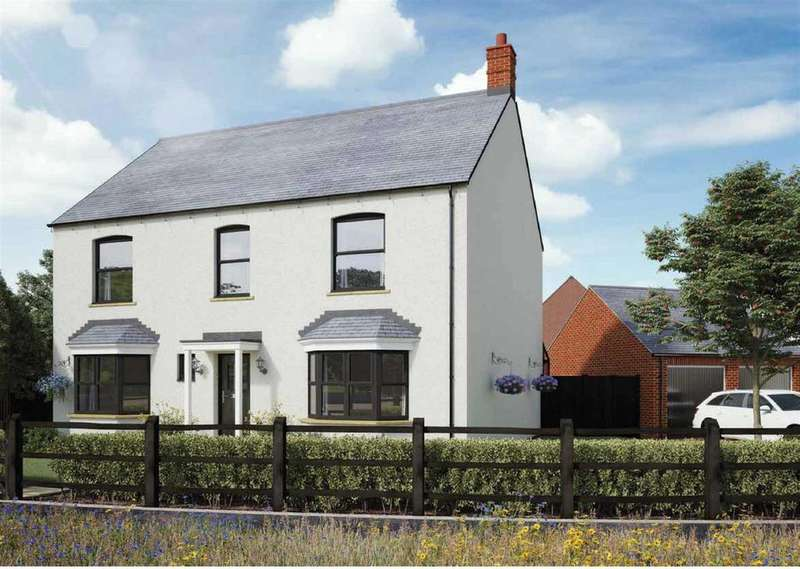 4 Bedrooms Detached House for sale in The Woodchester, Rectory Gardens, Maisemore