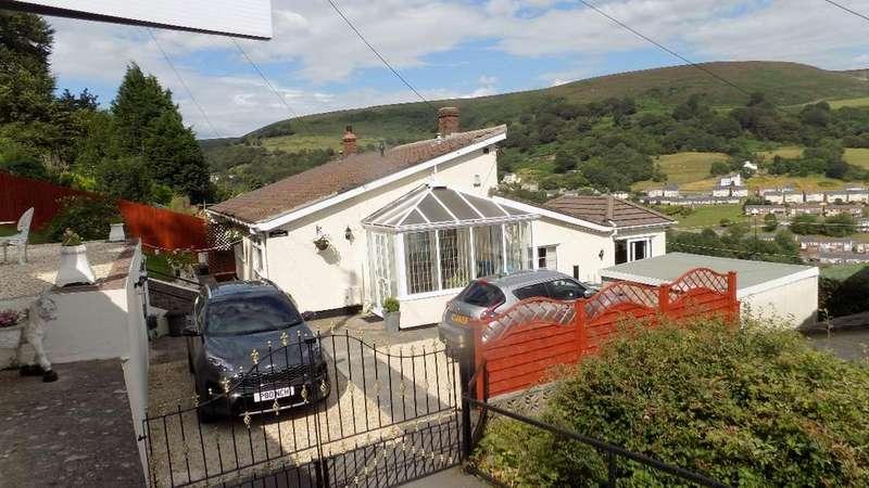 3 Bedrooms Bungalow for sale in Teg Fryn, Ty Dan Y Wal Road, Cwmtillery, Abertillery