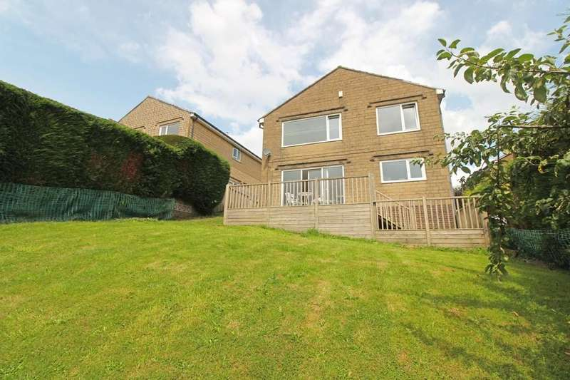 3 Bedrooms Detached House for sale in Stones Drive, Ripponden