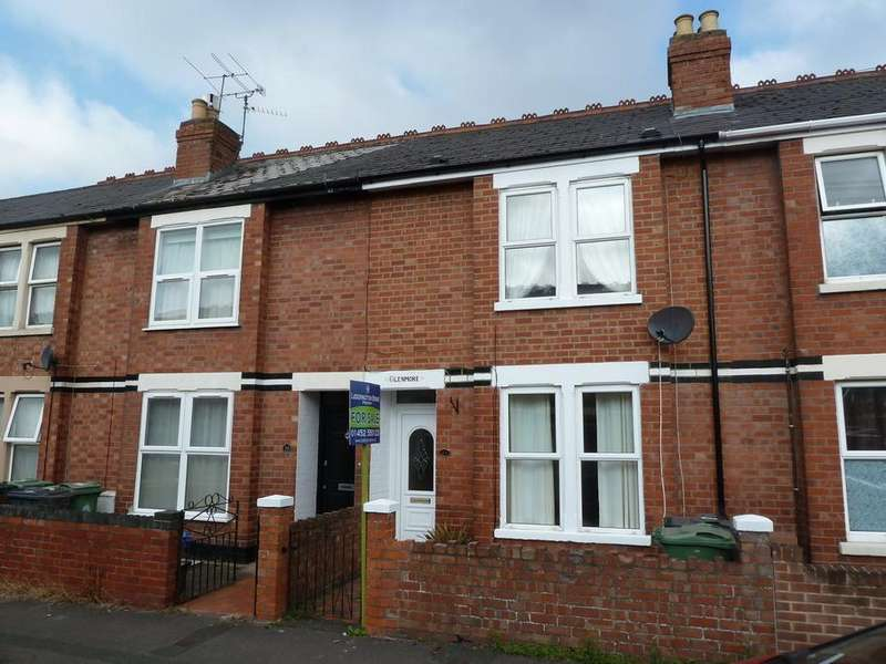 3 Bedrooms Terraced House for sale in Rosebery Avenue, Linden, Gloucester, GL1