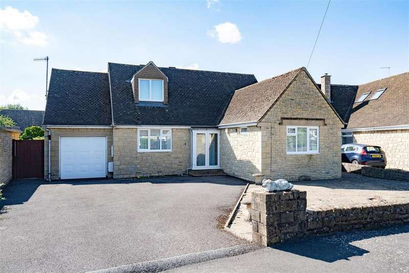 3 Bedrooms Detached Bungalow for sale in Springfield, Bourton On The Water
