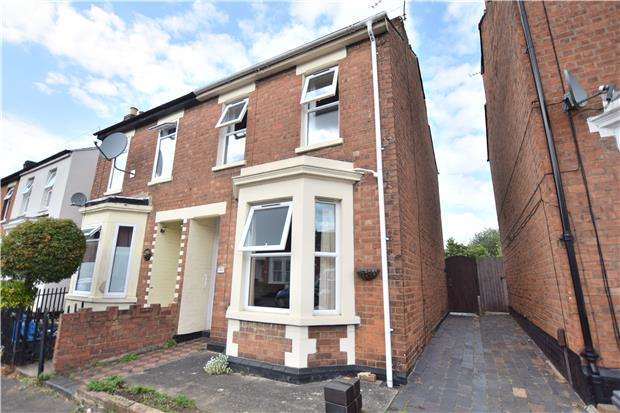 3 Bedrooms Semi Detached House for sale in Knowles Road, GLOUCESTER, GL1 4TP