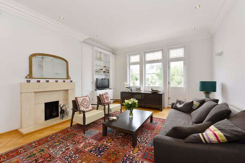 2 Bedrooms Flat for sale in Hamilton Terrace, St John's Wood, London, NW8