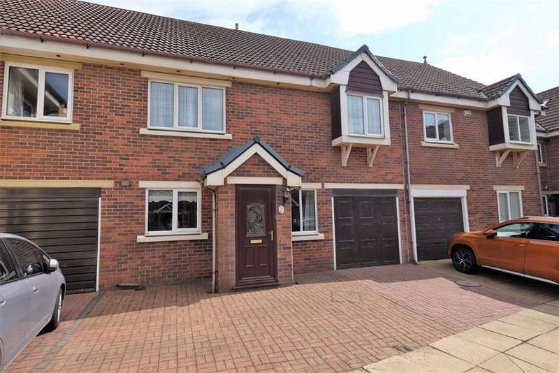 3 Bedrooms Terraced House for sale in Summerfields, Lytham St Annes