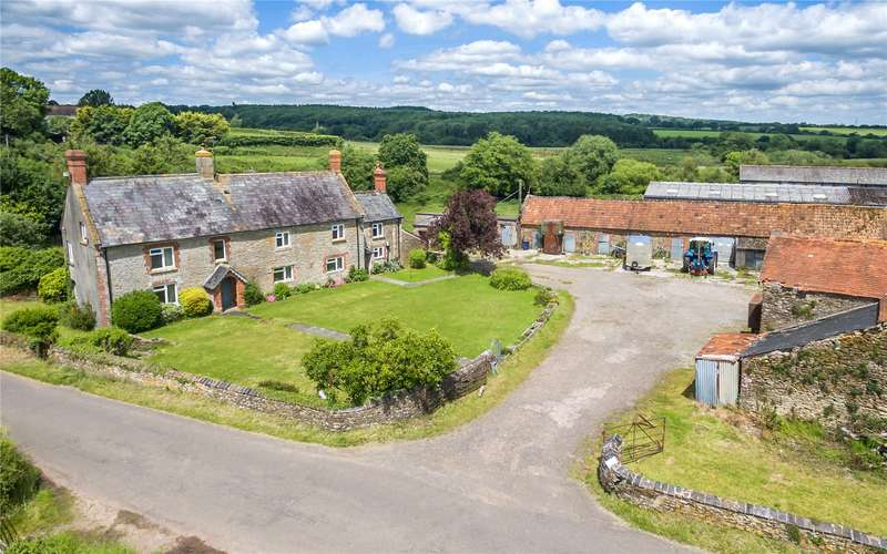 Farm Commercial for sale in Witham Friary, Frome, Somerset, BA11