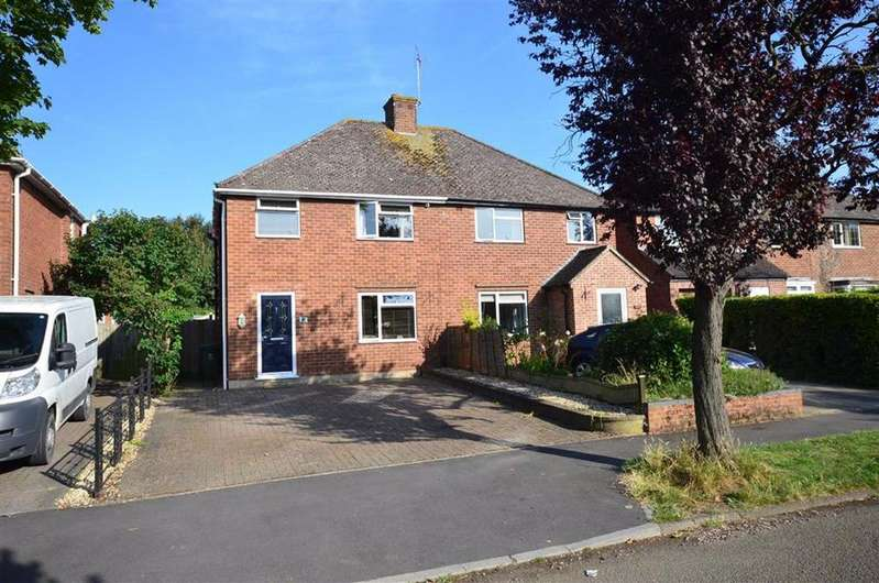3 Bedrooms Semi Detached House for sale in Randwick Road, Tuffley, Gloucester, GL4