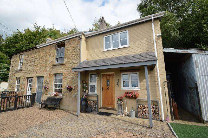 3 Bedrooms Cottage House for sale in Lydbrook, Gloucestershire