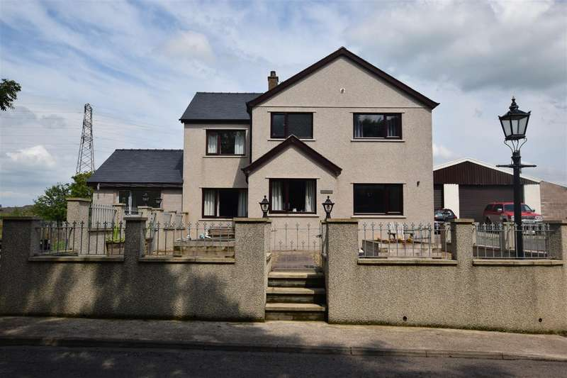 4 Bedrooms Detached House for sale in Hawthwaite Lane, Barrow In Furness