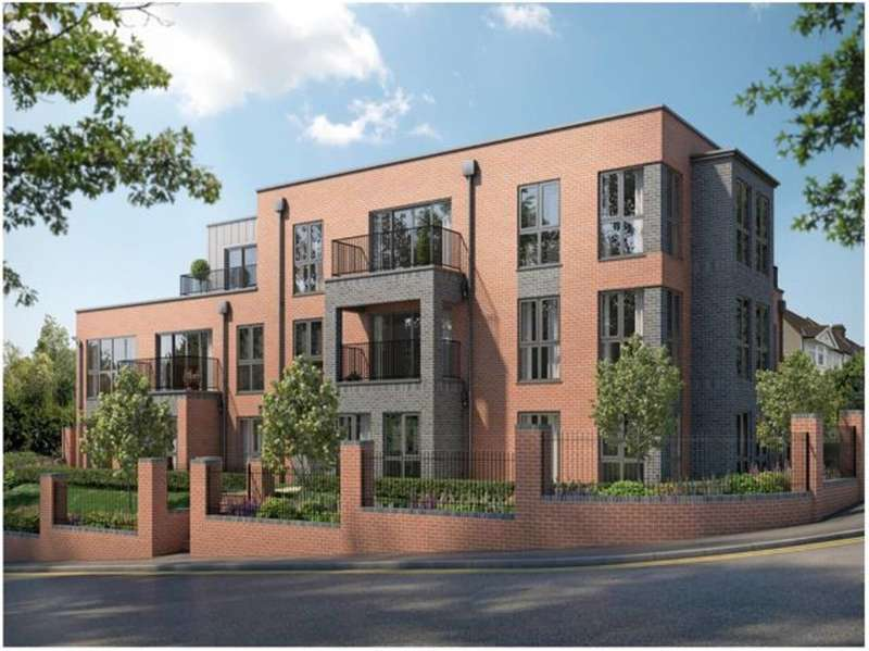 1 Bedroom Flat for sale in Elements, South Norwood, SE25