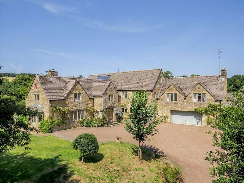 5 Bedrooms Detached House for sale in Bell Bank, Bell Lane, Blockley, Moreton-in-Marsh, Gloucestershire