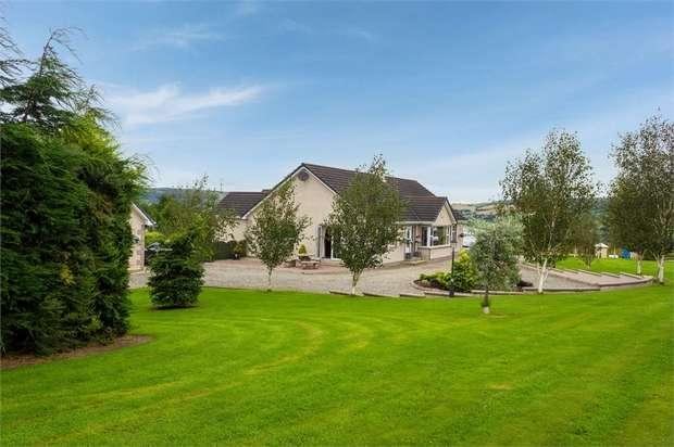 4 Bedrooms Detached House for sale in Killyclooney Road, Dunamanagh, Strabane, County Tyrone