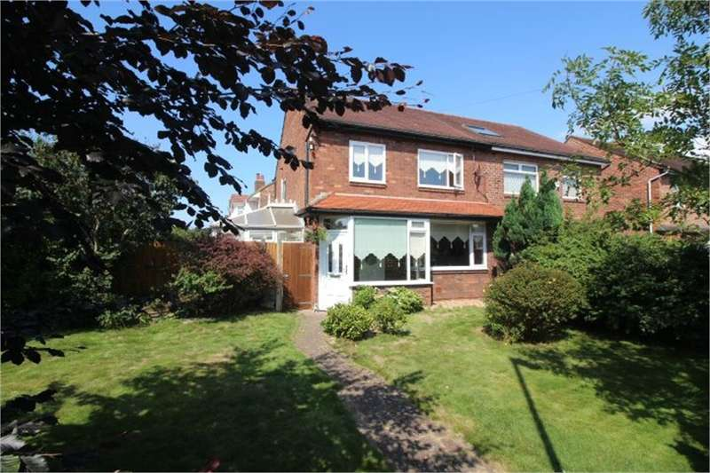 3 Bedrooms Semi Detached House for sale in Queens Road, FORMBY, Liverpool, Merseyside