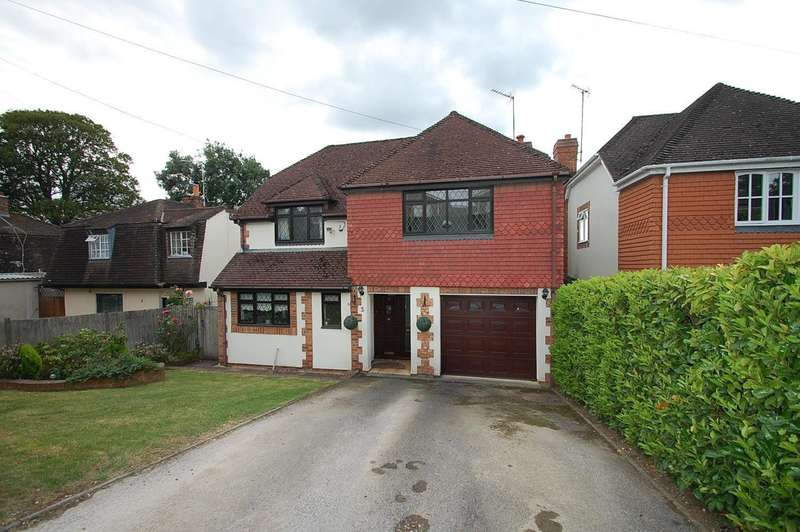 4 Bedrooms Detached House for sale in Chestnut Walk, Chalfont St. Peter, SL9