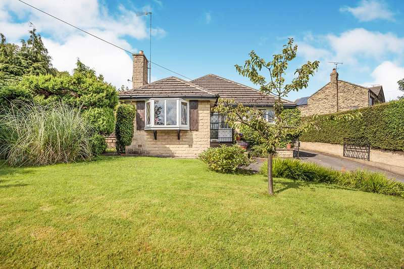 2 Bedrooms Detached Bungalow for sale in Dewsbury Road, Gomersal, Cleckheaton, West Yorkshire, BD19