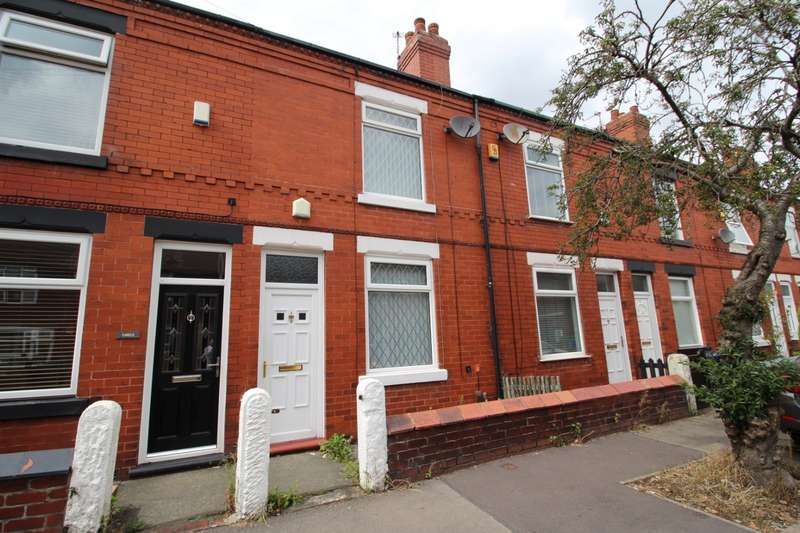 2 Bedrooms House for sale in Hilda Grove, Reddish, Stockport, Cheshire, SK5