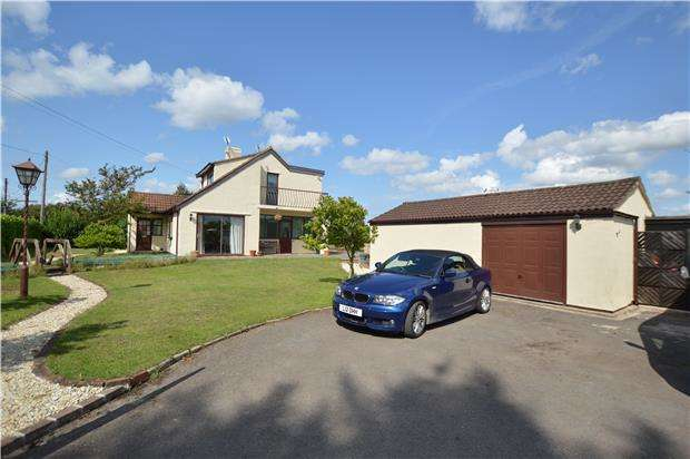 3 Bedrooms Detached House for sale in Broad Lane, Westerleigh, BRISTOL, BS37 8QX