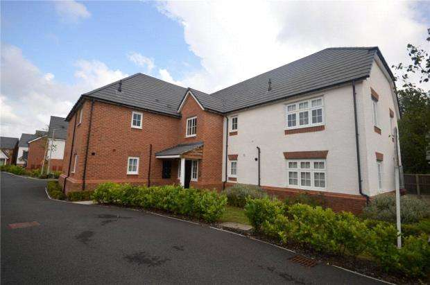 1 Bedroom Apartment Flat for sale in Heathermount, Broadheath, Altrincham