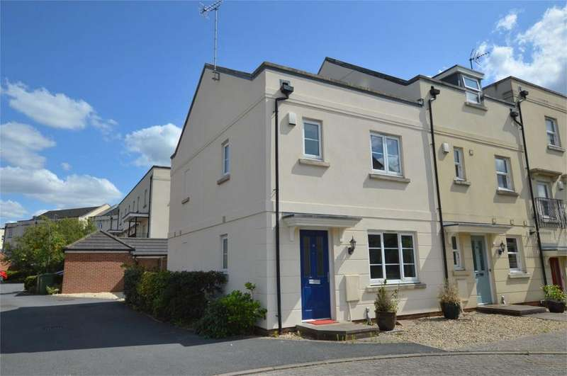 3 Bedrooms End Of Terrace House for sale in Kempley Close, Battledown Park, Cheltenham