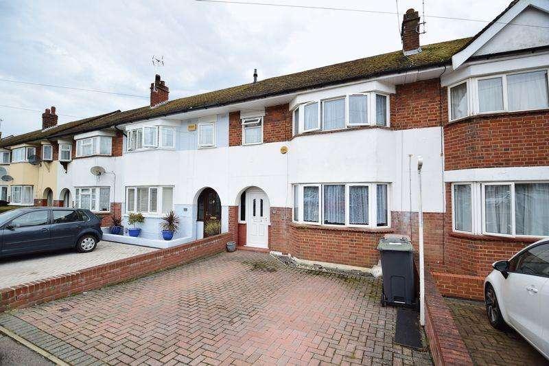 3 Bedrooms Terraced House for sale in Wilsden Avenue, Luton