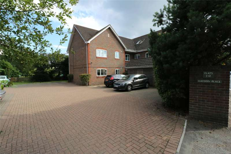 1 Bedroom Apartment Flat for sale in Haydon Place, 33 Chapel Lane, Farnborough, GU14