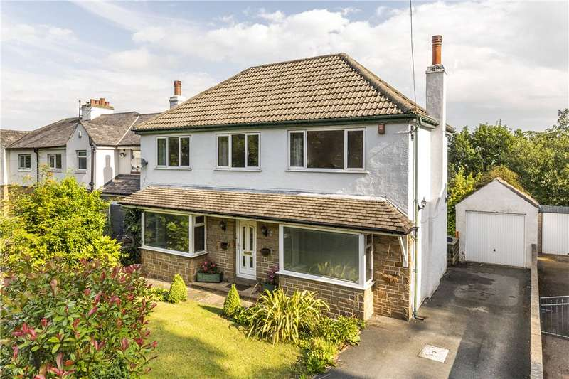 4 Bedrooms Detached House for sale in High Bank Lane, Moorhead, Shipley