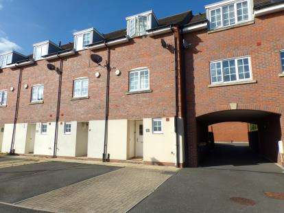 3 Bedrooms Terraced House for sale in Shorts Avenue, Shortstown, Bedford, Bedfordshire