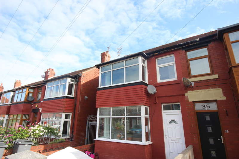 2 Bedrooms End Of Terrace House for sale in Fredora Avenue, Blackpool