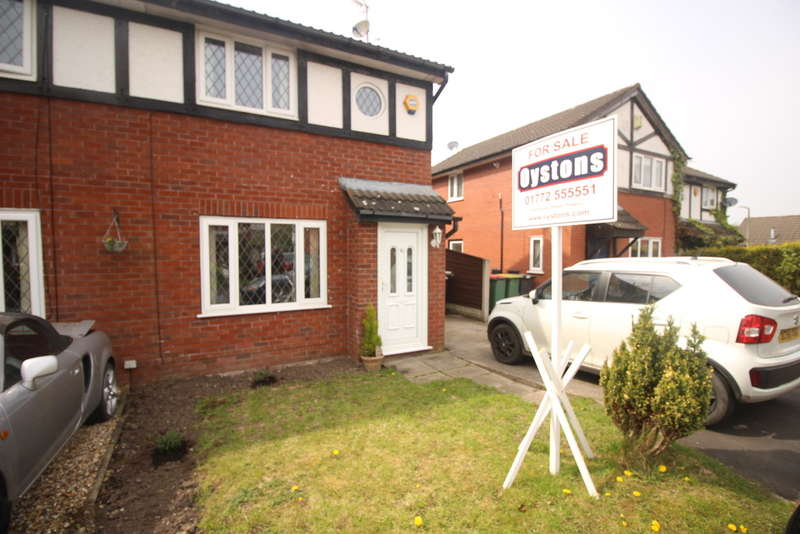 2 Bedrooms Semi Detached House for sale in Larchwood, Ashton-on-ribble