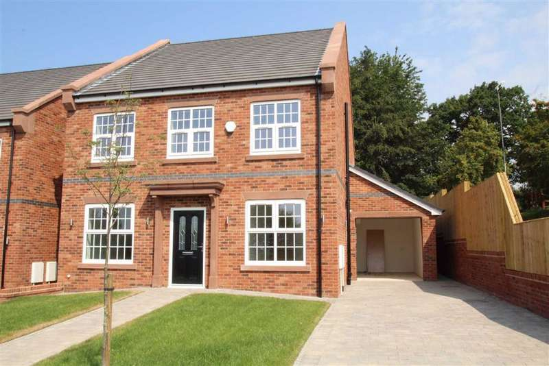 4 Bedrooms Detached House for sale in High Street, Tarporley