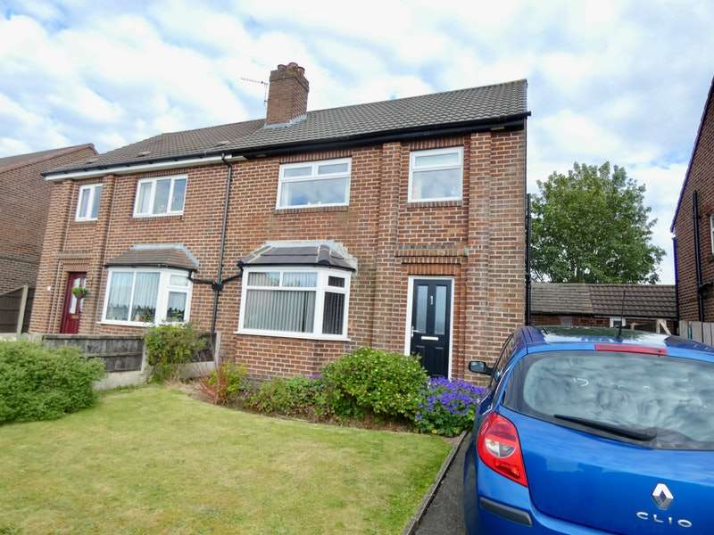 3 Bedrooms Semi Detached House for sale in Hazel Grove, Warrington, Greater Manchester, WA3