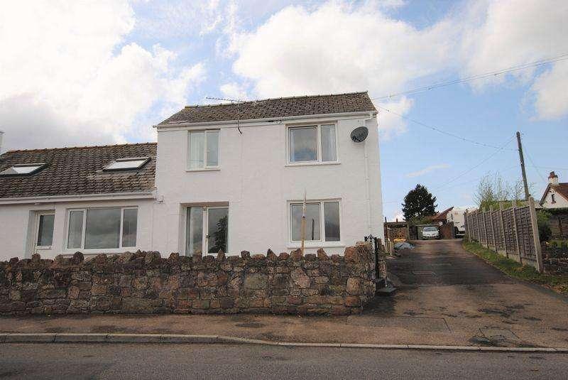 3 Bedrooms Cottage House for sale in Littledean Hill Road, Cinderford