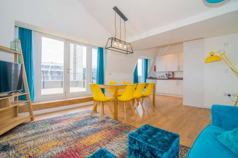 2 Bedrooms Apartment Flat for sale in Q House, Kew Bridge Road
