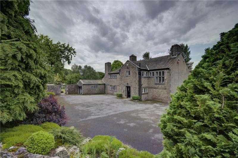 4 Bedrooms Detached House for sale in Far Scar, Low Lane, Grassington, Skipton