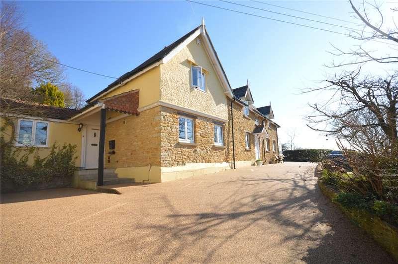 3 Bedrooms Detached House for sale in West Coker Hill, West Coker, Yeovil, Somerset, BA22