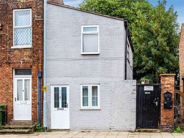 1 Bedroom End Of Terrace House for sale in Norwich Road, Wisbech, Cambridgeshire