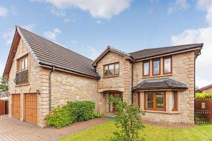 6 Bedrooms Detached House for sale in Glen Orchy Road, Cleland