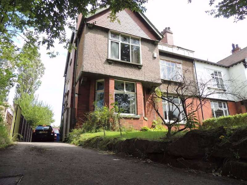 5 Bedrooms Semi Detached House for sale in Ley Hey Road, Marple, Stockport