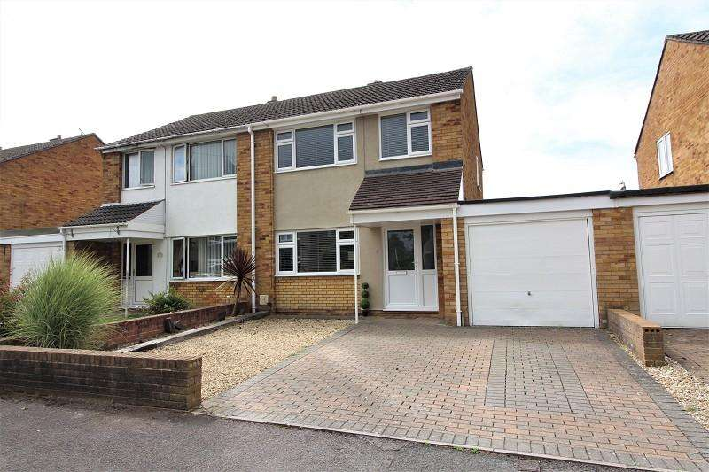 3 Bedrooms Semi Detached House for sale in Durand Road, Caldicot
