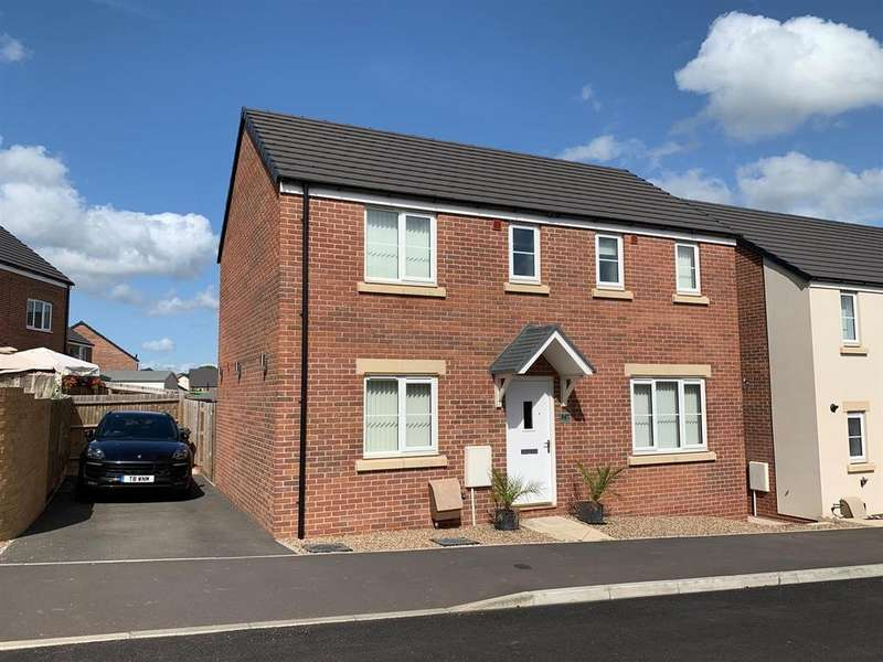 3 Bedrooms Detached House for sale in Foley Road, Newent