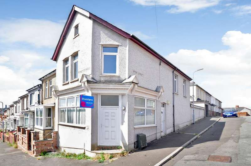 4 Bedrooms End Of Terrace House for sale in Redland Street, Newport