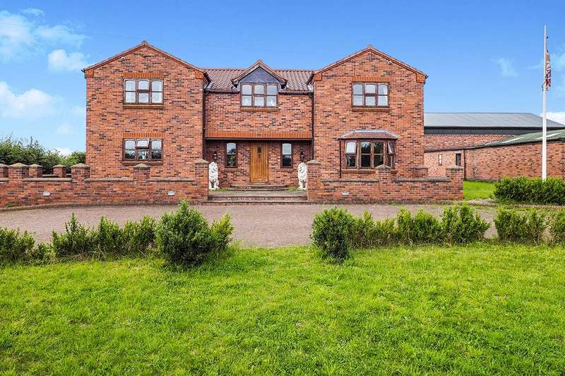 4 Bedrooms Detached House for sale in Wysall Lane, Keyworth, Nottingham, NG12