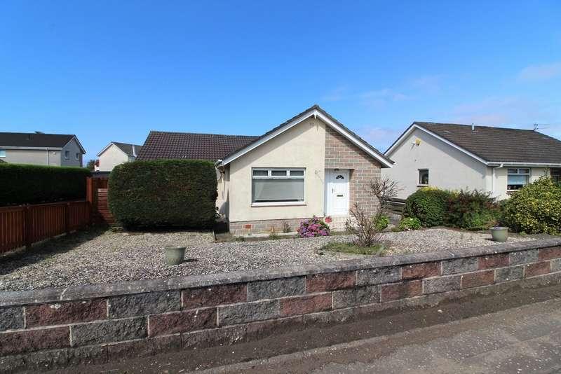 3 Bedrooms Detached Bungalow for sale in Lennox Drive, Prestwick, KA9
