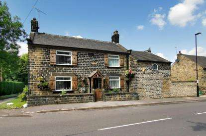4 Bedrooms Detached House for sale in Hollow Gate, Chapeltown, Sheffield, South Yorkshire
