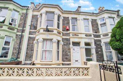 3 Bedrooms Terraced House for sale in Cromer Road, Easton, Bristol