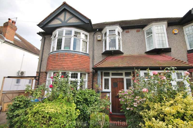 5 Bedrooms Semi Detached House for sale in Buxton Drive, New Malden