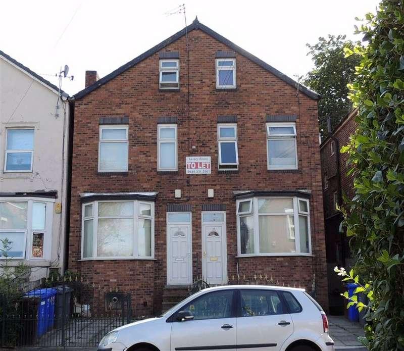 6 Bedrooms Semi Detached House for sale in Buckhurst Road, Levenshulme, Manchester
