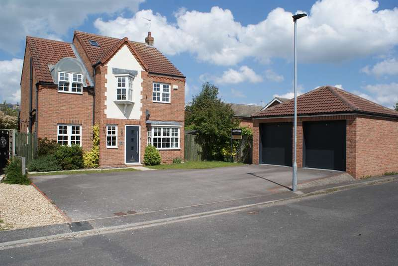 6 Bedrooms Detached House for sale in Village Garth, Wigginton, York, YO32 2QU