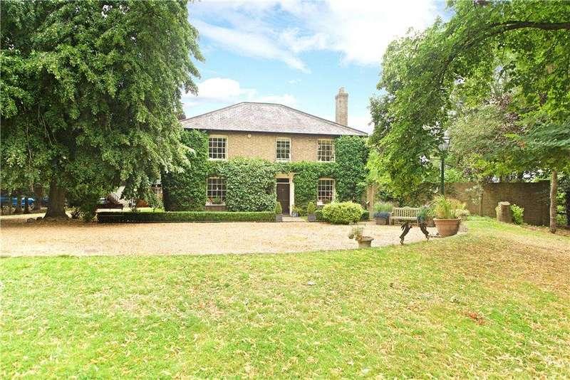 5 Bedrooms Unique Property for sale in Soulbury, Leighton Buzzard, Buckinghamshire